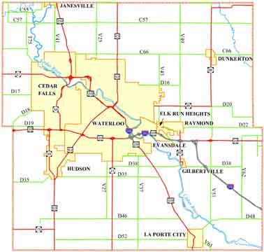 Black Hawk County Profile